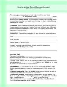 photoshoot agreement template makeup artist contract for photo shoot mugeek vidalondon photography contract 9 download free documents in word pdf