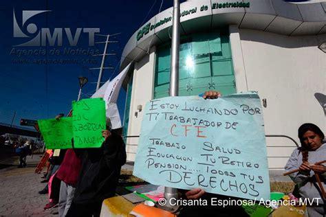 beneficios de trabajadores de luz y fuerza jubipencom protestan usuarios por elevados cobros por energ 237 a