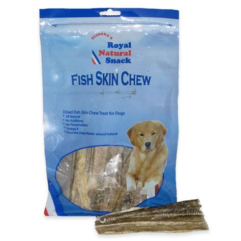 fish for dogs elinora s fish skin chew treats for dogs busch pet products