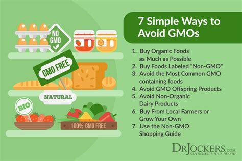 7 simple ways to avoid gmos 7 simple ways to avoid gmos