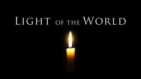 lights of the world 2017 sunday recap 1 1 17 what does it mean to be light of the