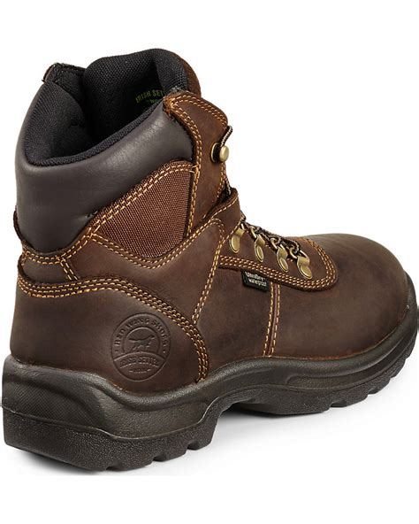 wing setter boots wing setter ely brown hiker work boots