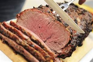 prime rib roast the traditional method