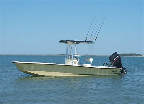 intruder boats intruder boat 23 17 handcrafted custom skiffs shallow