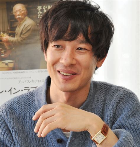 Letter Japanese Cast Actor Ryo Kase Plays In Like Someone In The Japan Times
