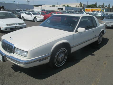 manual cars for sale 1991 buick riviera seat position control 1991 buick riviera luxury coupe 2 door 3 8l no reserve for sale in anaheim california united