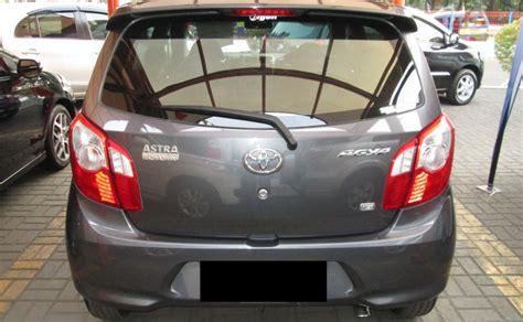 Lu Mobil Belakang Agya Toyota Auto2000 Probolinggo Kelebihan Dan Kekurangan
