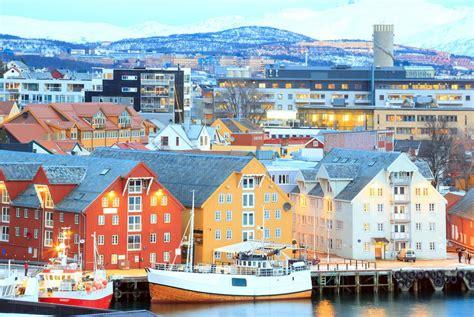 Tromso Northern Lights Northern Lights In Tromso Norway Holidays 2018 2019