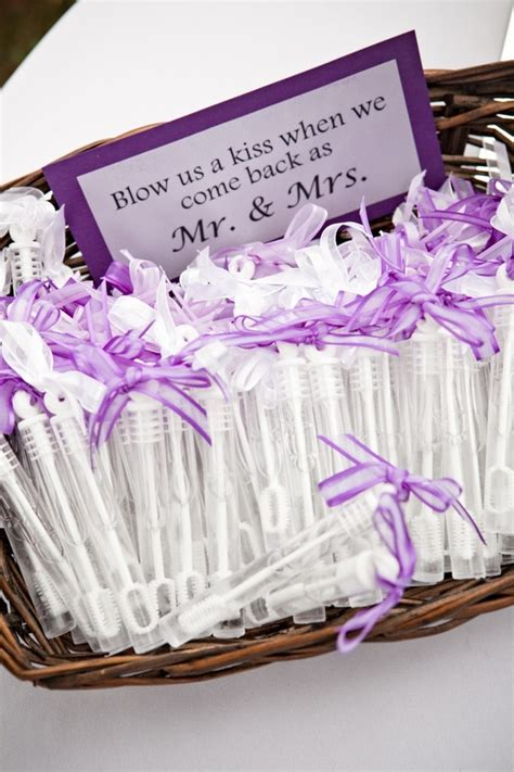 wedding favors wedding decor - Wedding Favors Bubbles