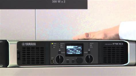 Power Lifier Yamaha Px8 Px 8 Px 8 Garansi Resmi Musikmesse 2016 Yamaha Px Serie Endstufen Px3 Px5 Px8 Px10