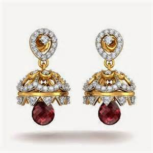 earing design free hd wallpapers gold jhumka earring designs free wallpapers