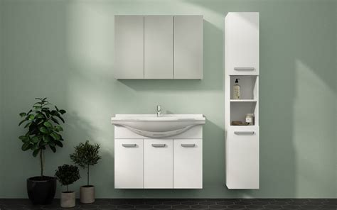 good quality bathroom furniture scandinavian design and good quality for reasonable price