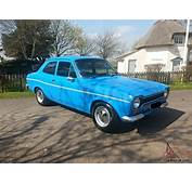 FORD MK1 ESCORT RS1600 BDA GENUINE AVO CAR