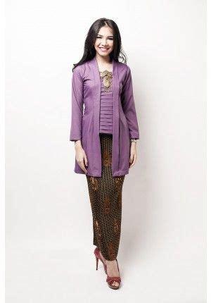 Kebaya Kutubaru Sofia kurung kutubaru purple kutubaru moda