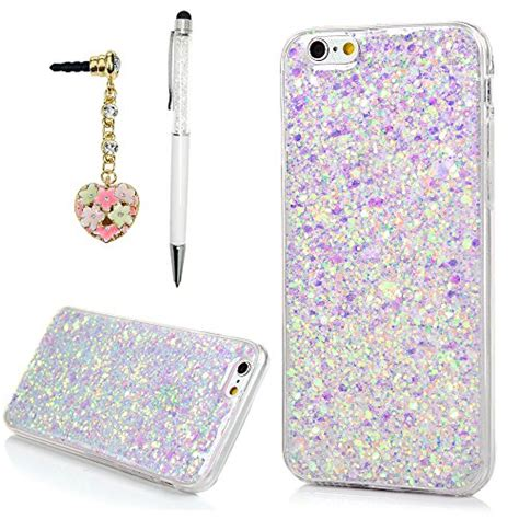 For Iphone 6 6s Luxury 3d Casing Bumper Cover Roses iphone 6 iphone 6s 4 7 quot yokirin luxury sparkle powder 3d paillette bling