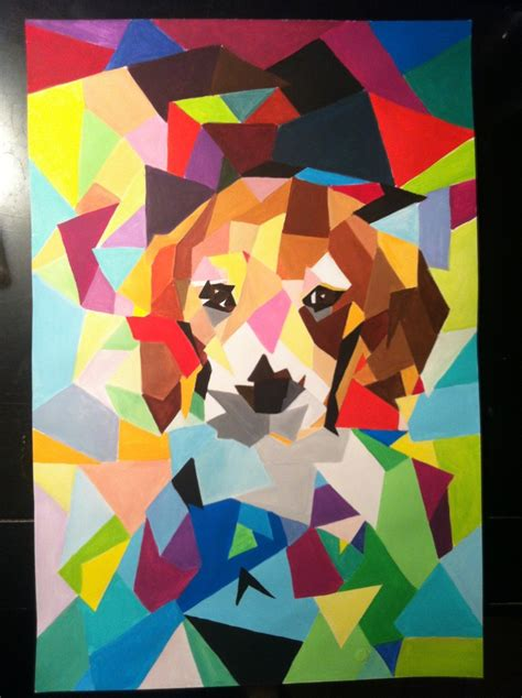 cubism and culture world 0500203423 14 best images about cubic animals on wolves