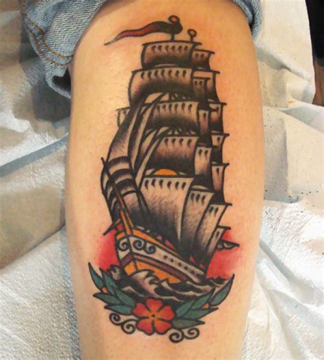 Tatouage old  : informations sur le style old