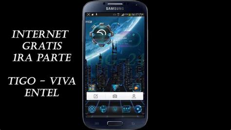 tutorial internet gratis entel internet gratis tigo viva entel abril mayo 2014