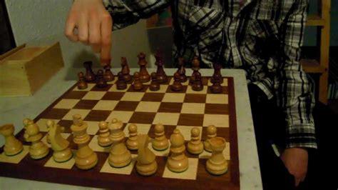 schach matt in einem zug junge versucht schach matt in einem zug
