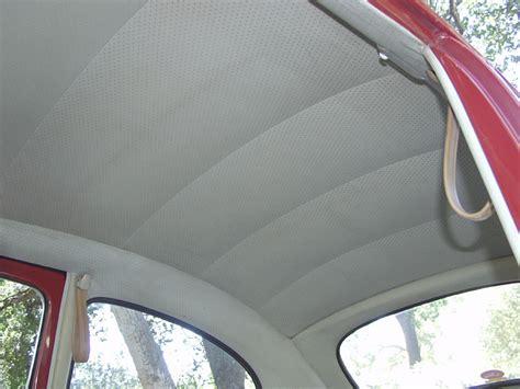 Volkswagen Headliner by Service Manual Removing Headliner On A 1965 Volkswagen