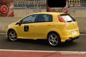 Fiat Punto 1 2 Turbo Brasile Fiat Grande Punto 1 8 Turbo