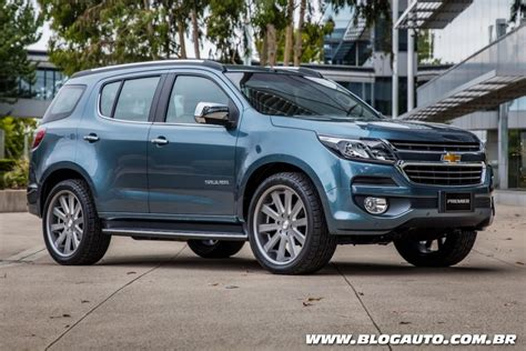 chevrolet trailblazer 2017 chevrolet trailblazer 2017 233 revelado como conceito blogauto