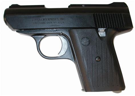 Cobra 380 Auto Pistol by Cobra Enterprise Inc Ca380 380 Acp Black Carry Conceal