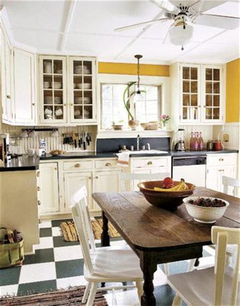 farmhouse kitchen decorating ideas beadboard backsplash cottage kitchen