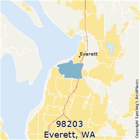 zip code map everett wa best places to live in everett zip 98203 washington