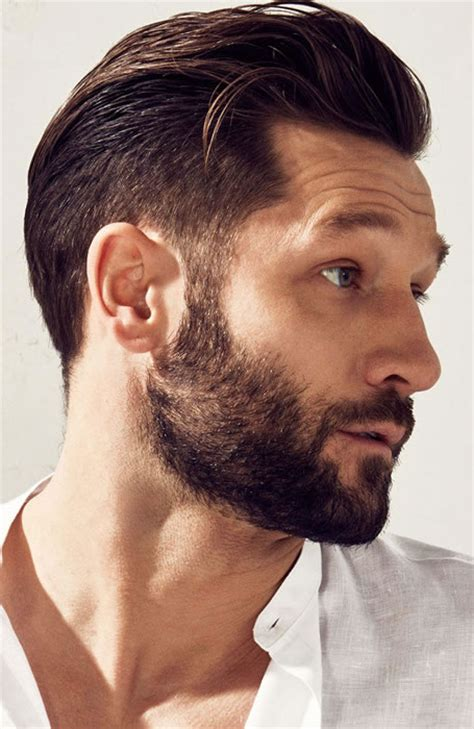 beard length vs hair length 32 of the best pompadour hairstyles fashionbeans