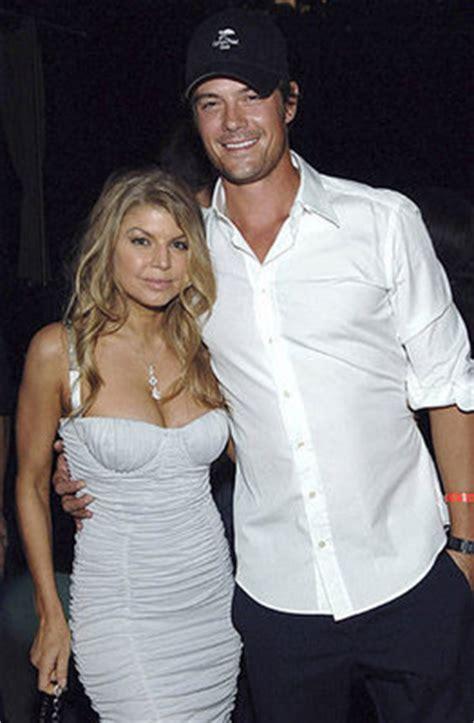 Are Fergie Josh Duhamel Engaged by Fergie And Josh Got Married Popsugar