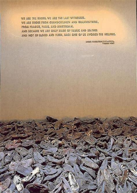 shoe room holocaust museum thank you pics