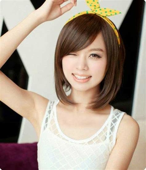 round faced chinese celebrity 15 best bob cut hairstyles for round faces bob