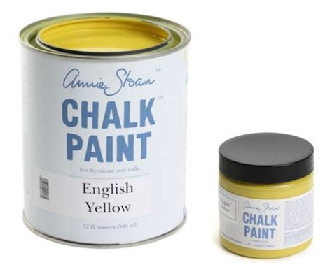 chalk paint yellow 32 best images about sloan yellow on