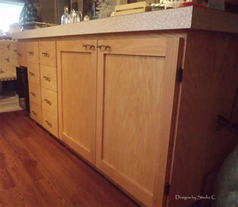 a simple guide to building your own kitchen cabinets