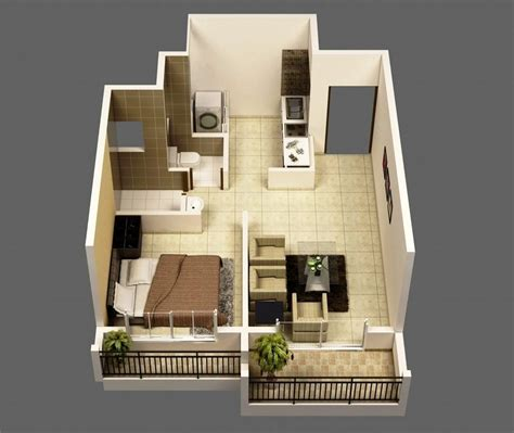 500 square feet house 500 sq ft cottage floor plans