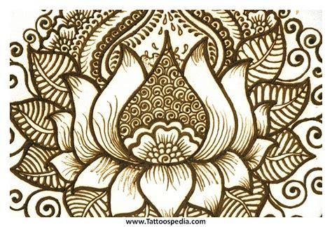 henna tattoo lotus flower image gallery lotus flower henna designs