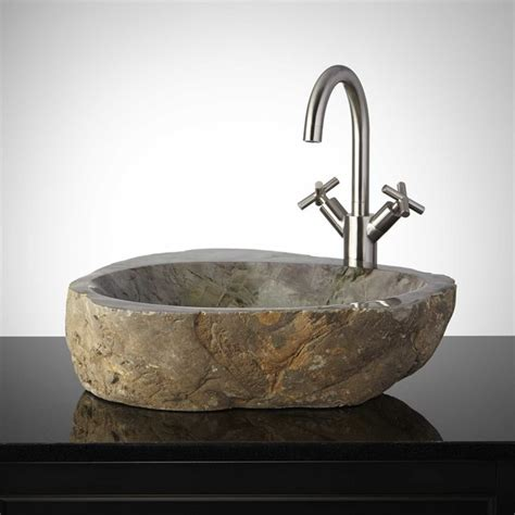 stone vessel bathroom sink foxglove natural stone vessel sink traditional