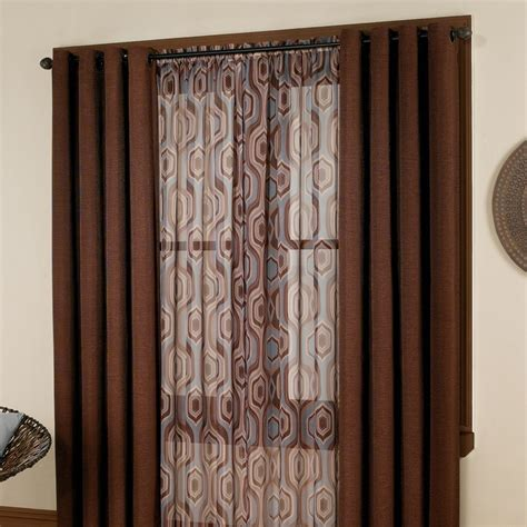 hanging drapes hanging drapes and panels how to hang grommet panel