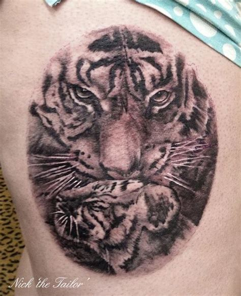 tiger cub tattoo designs tiger cub ideas tiger cubs