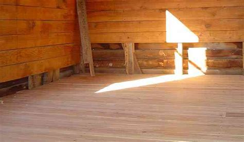 Pine Interior Walls by Sautee Nacoochee Center