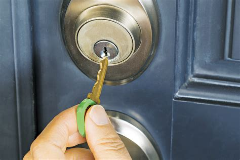 Change Front Door Lock Take Steps To Keep Your Condo Safe The Seattle Times