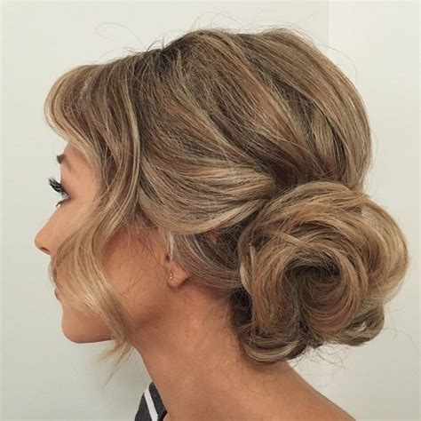 Medium Length Hairstyles Updos by 54 Easy Updo Hairstyles For Medium Length Hair In 2017