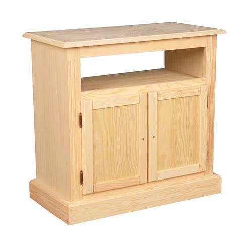 mueble de madera para tv mueble para tv con 2 puertas en madera de pino macizo