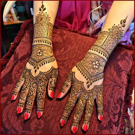 Wedding Henna by Best Bridal Mehndi Designs 2018 For Wedding Fashioneven
