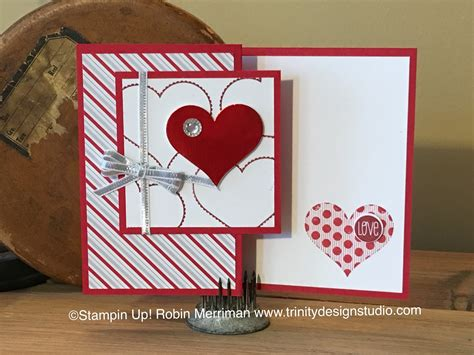how to create rubber st designs groovy z fold card