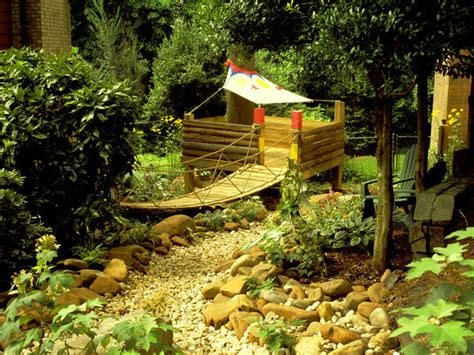 Childrens Garden Ideas Dreams And Wishes Garden Play Ideas For The