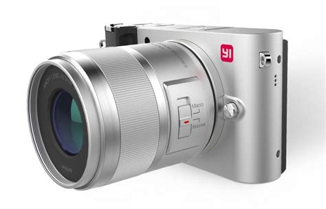 Xiaomi Yi M1 Kamera Mirrorless by Xiaomi Yi M1 Mirrorless Announced For 330