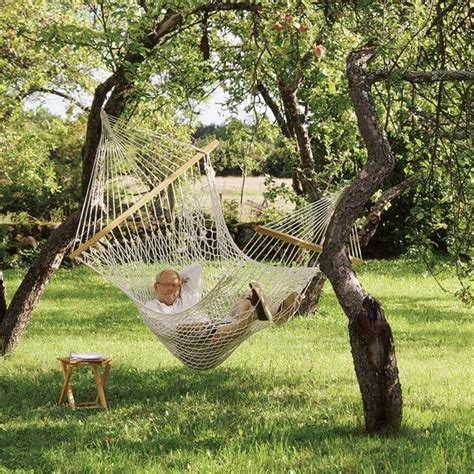 33 hammock ideas adding cozy accents to outdoor home