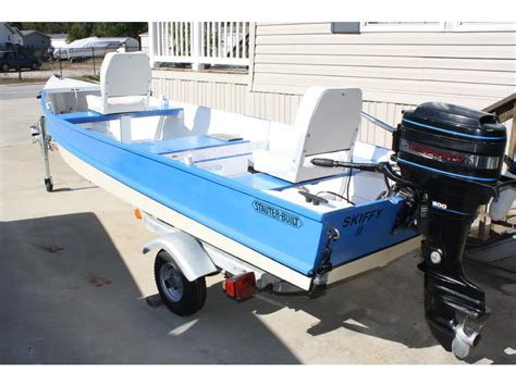 stauter boats for sale 1964 stauter built semi vee bottom fisherman powerboat for